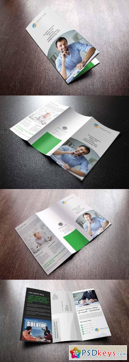 Compat tri fold brochure template 591300 free download for Photoshop tri fold brochure template