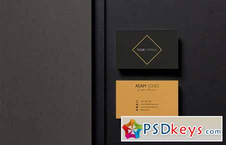 Businesscard Template Easy to edit 623436