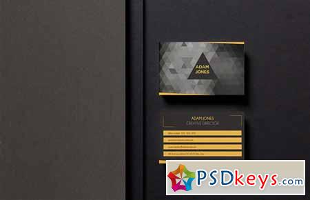 Businesscard Template easy-to-edit 623400