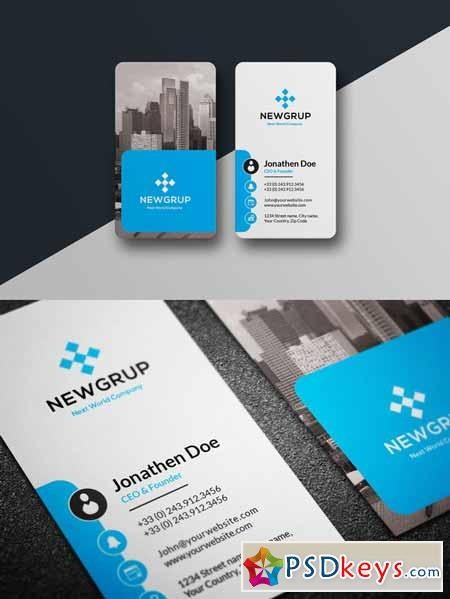 Real Estate Business Card #26 624514