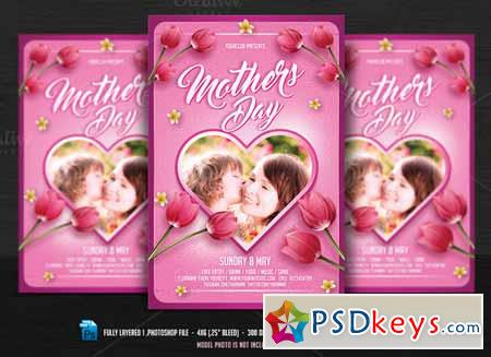 Mothers Day Flyer 634341