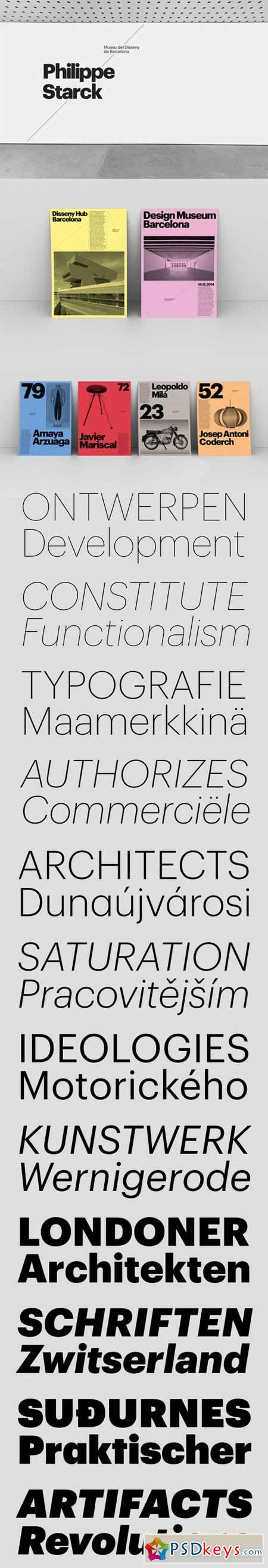 Graphik Font Family $400 » Free Download Photoshop Vector Stock