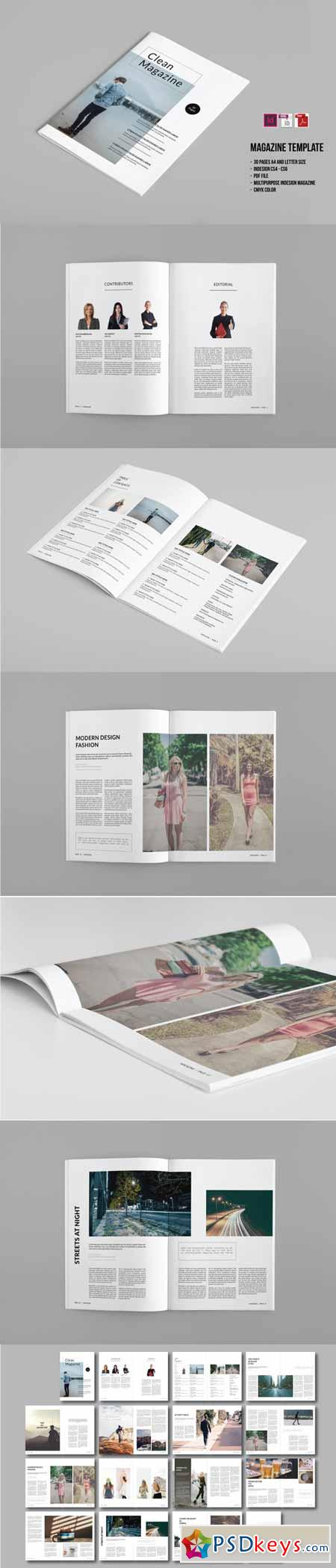 Clean & Simple Magazine Vol. II 622557