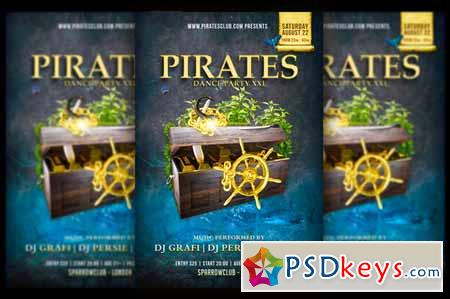 Pirates Party 566691