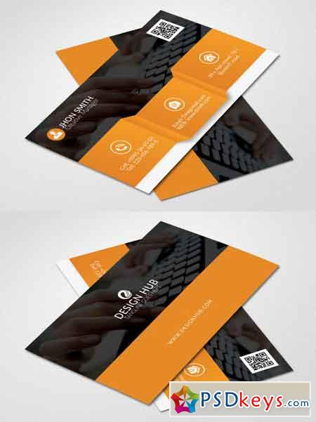 Creative Business Card Template 626081