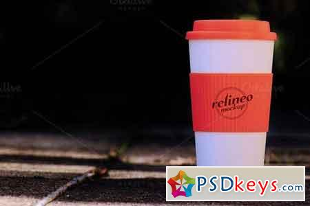 Coffee Cup Mock-Up 18 Relineo 648132