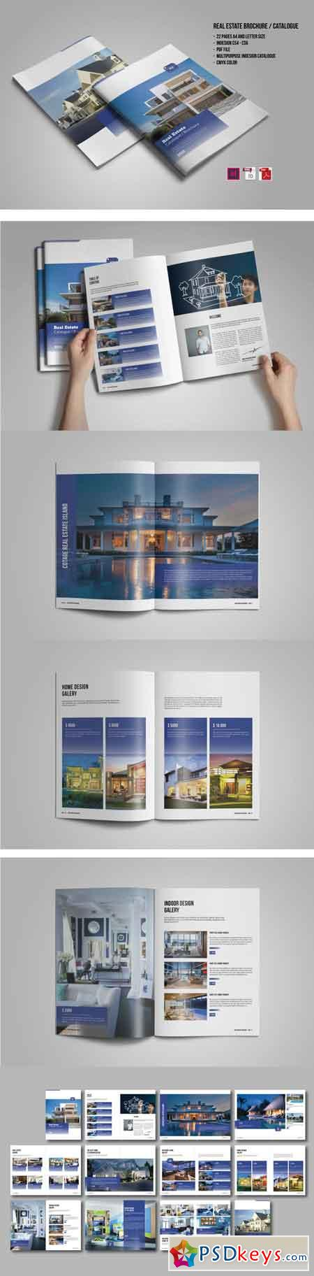 Real Estate Catalogue Brochure 638406