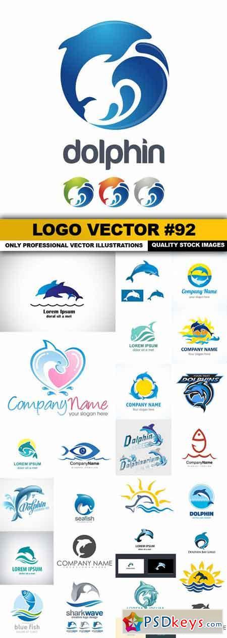Logo Vector #92 - 26 Vector