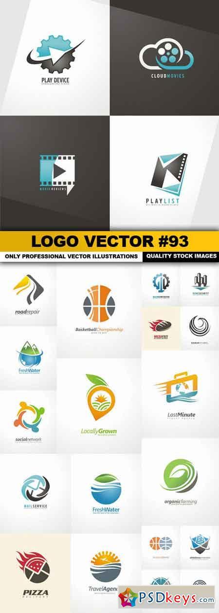 Logo Vector #93 - 20 Vector