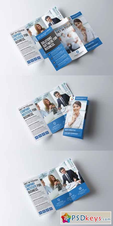 Conference Brochure Design 620805