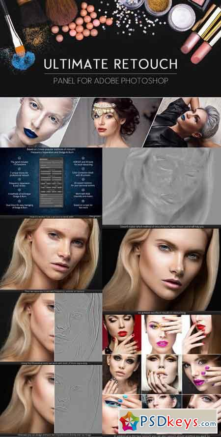 Ultimate Retouch 2.0 panel 620118