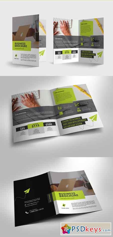 Business Brochure 660535