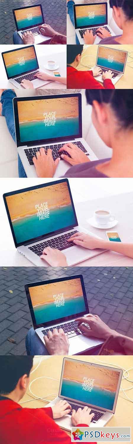 Laptops - Mockups V04 359069