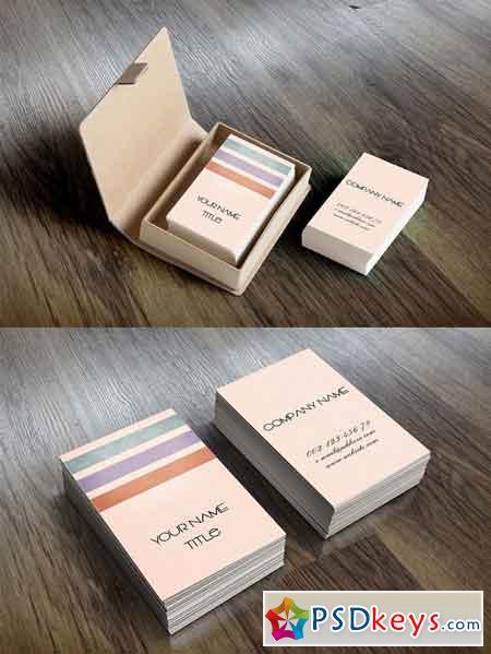 Elegant Business Card 672021