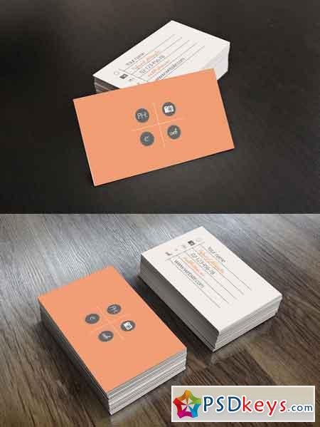 Photographer Business Card 672090