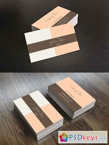 Elegant Business Card 672063