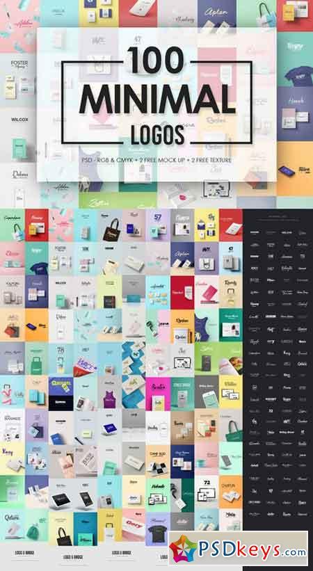 Minimal Logos 677822