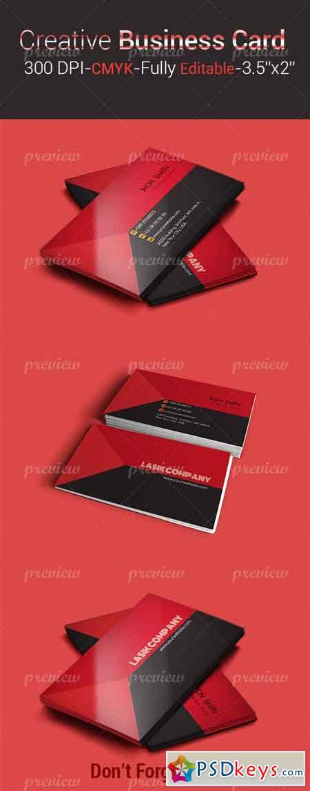 Creative Business Card 07 2931
