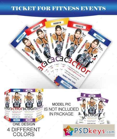 TicketFor FitnessActivity 5099