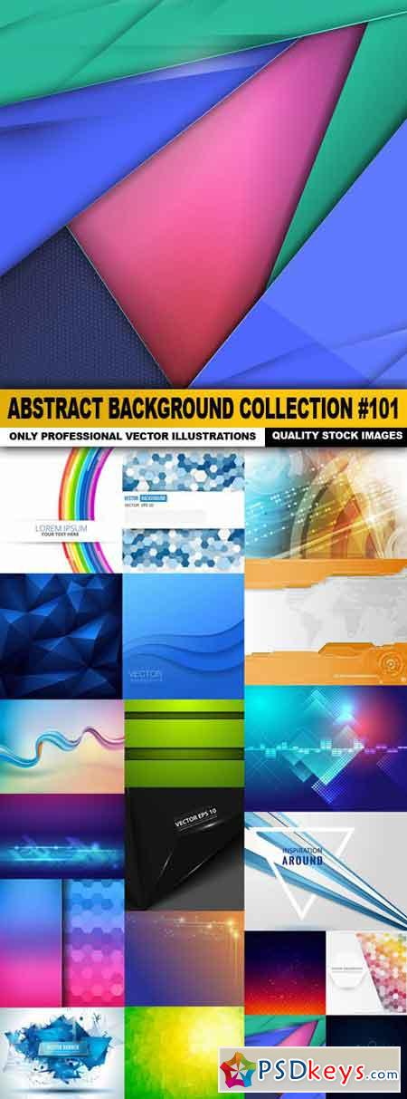 Abstract Background Collection #101 - 20 Vector