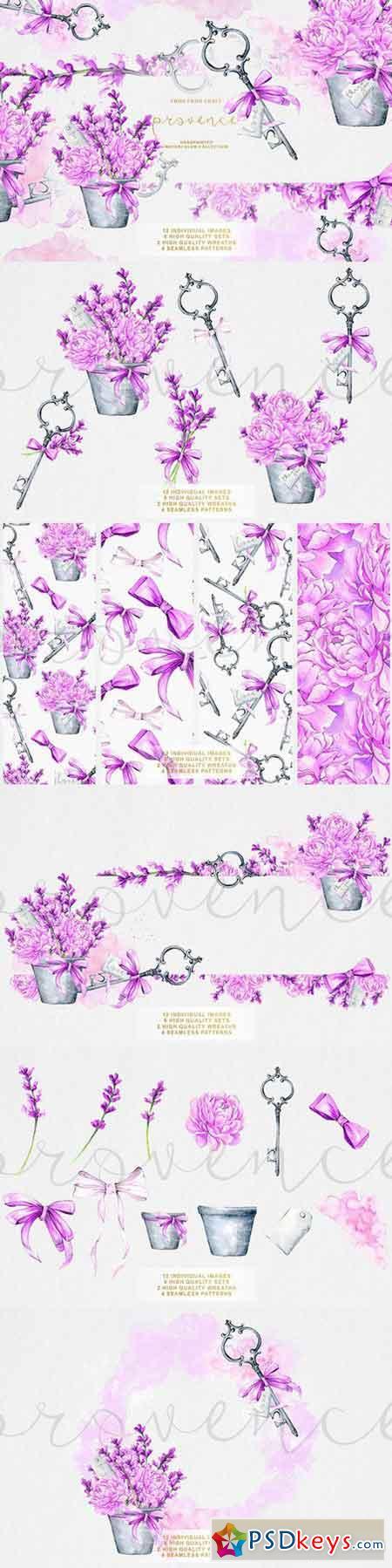Provence & Lavender 677648