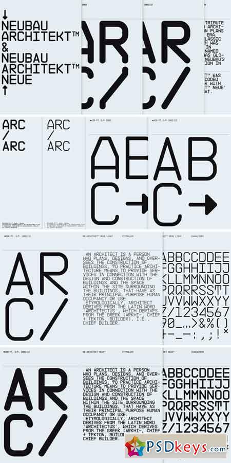 NB Architekt Neue & Std Edition