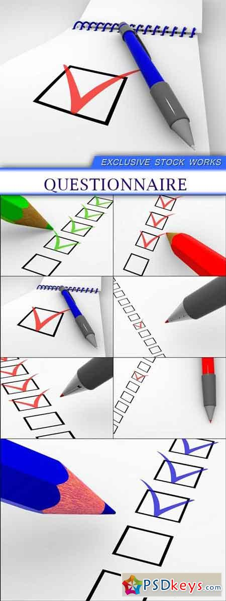 Questionnaire 7X JPEG