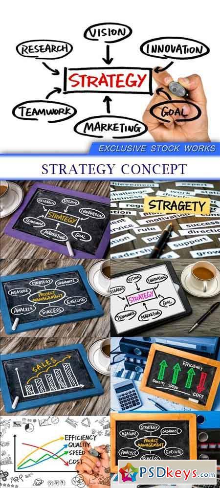Strategy concept 9X JPEG