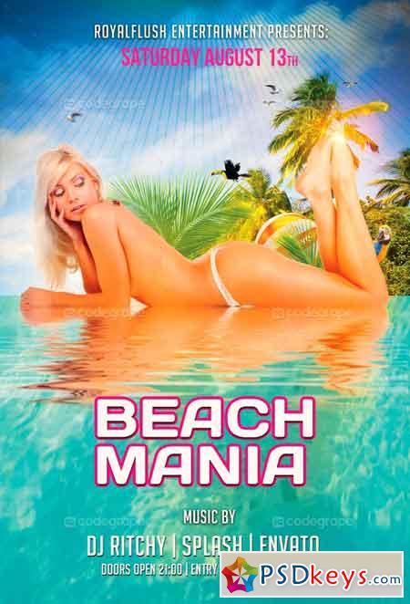 Beach Flyer 5212