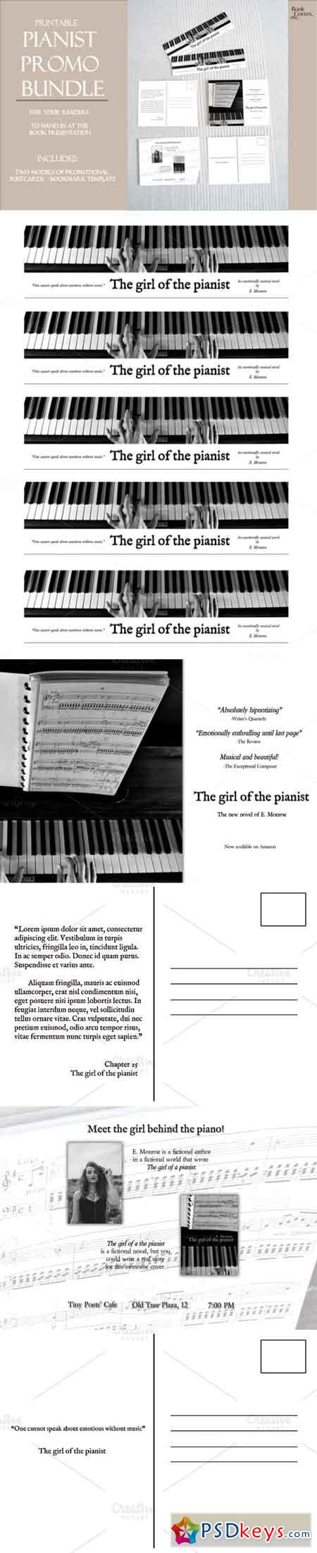 Pianist Promo Bundle 685567