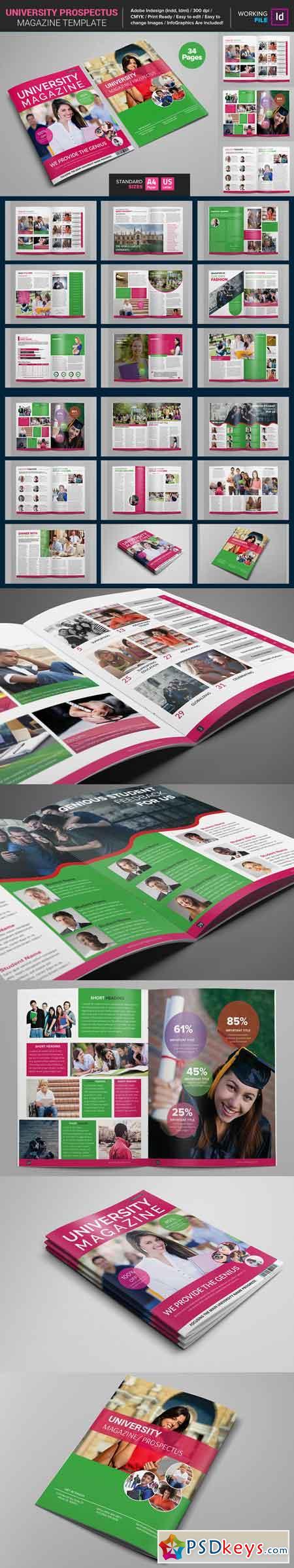 University Prospectus Magazine 661877