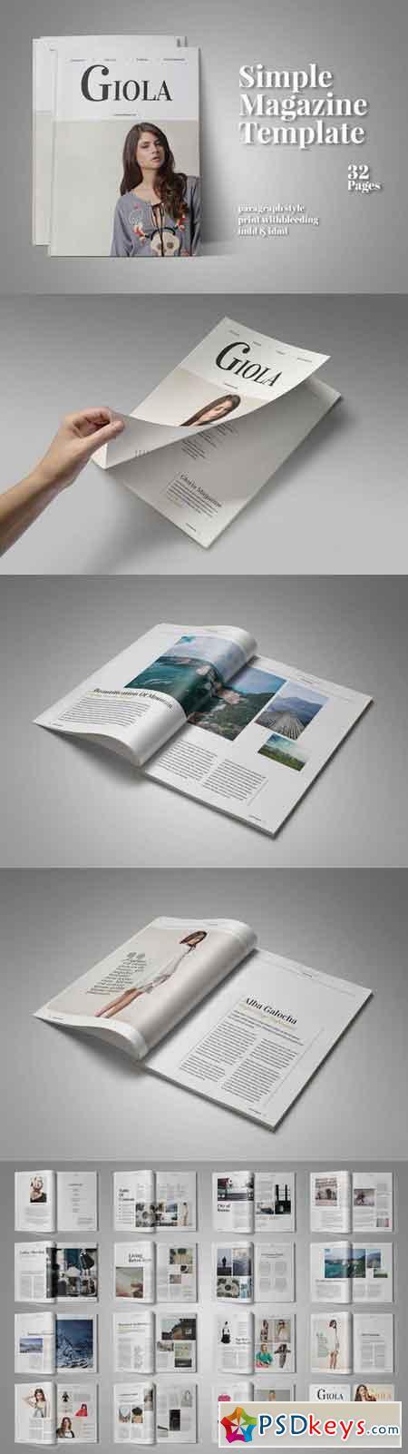 Simple Magazine Vol.2 696294