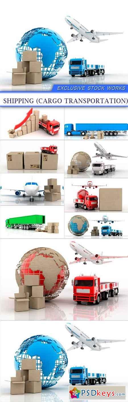 Shipping (cargo transportation) 10X JPEG