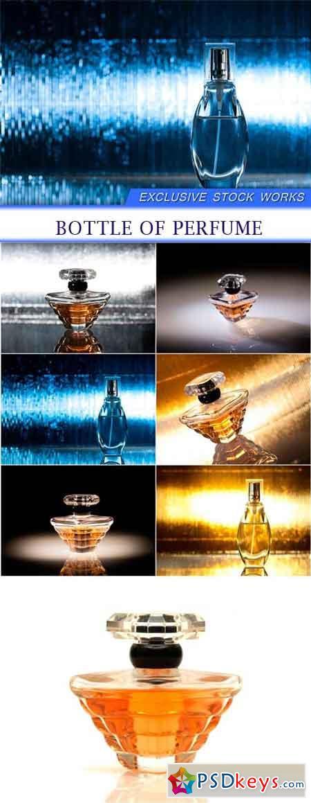 Bottle of perfume 7X JPEG