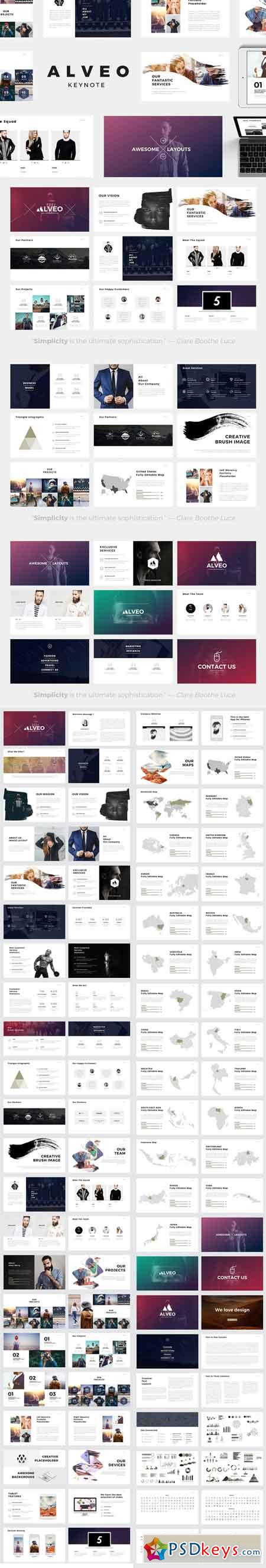 alveo minimal keynote template 625856 free download photoshop vector stock image via torrent. Black Bedroom Furniture Sets. Home Design Ideas