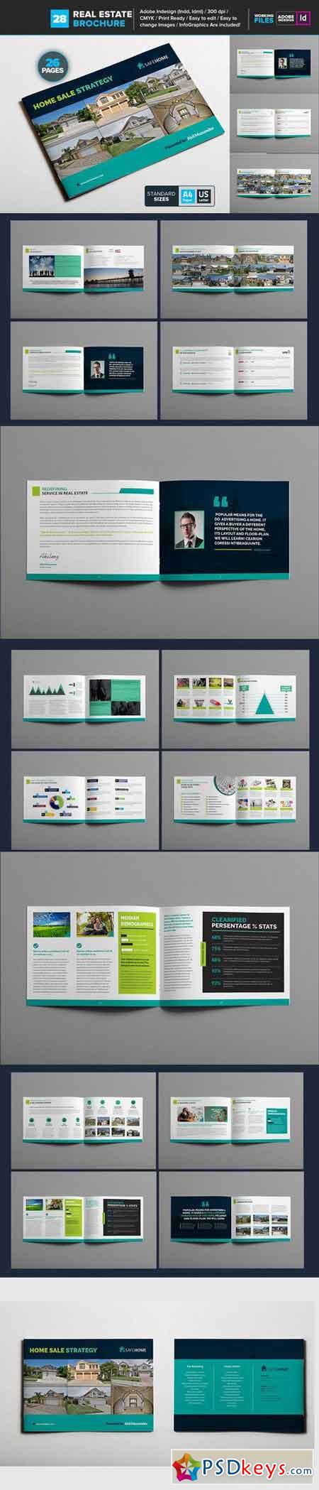 real estate brochure template photoshop real estate brochure template 28 686510