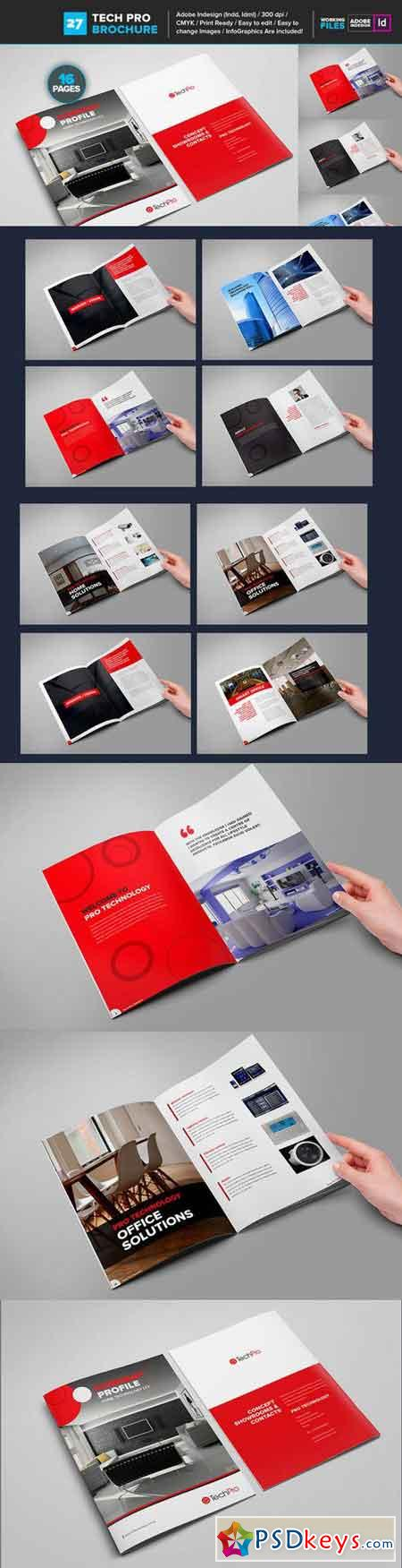 Home Technology Brochure Template 27 686487