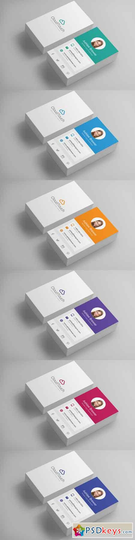 Material design business cards 703967 free download for Material design business card