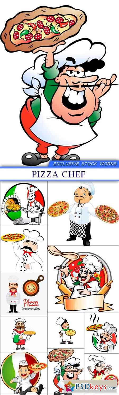 Pizza Chef 11X EPS