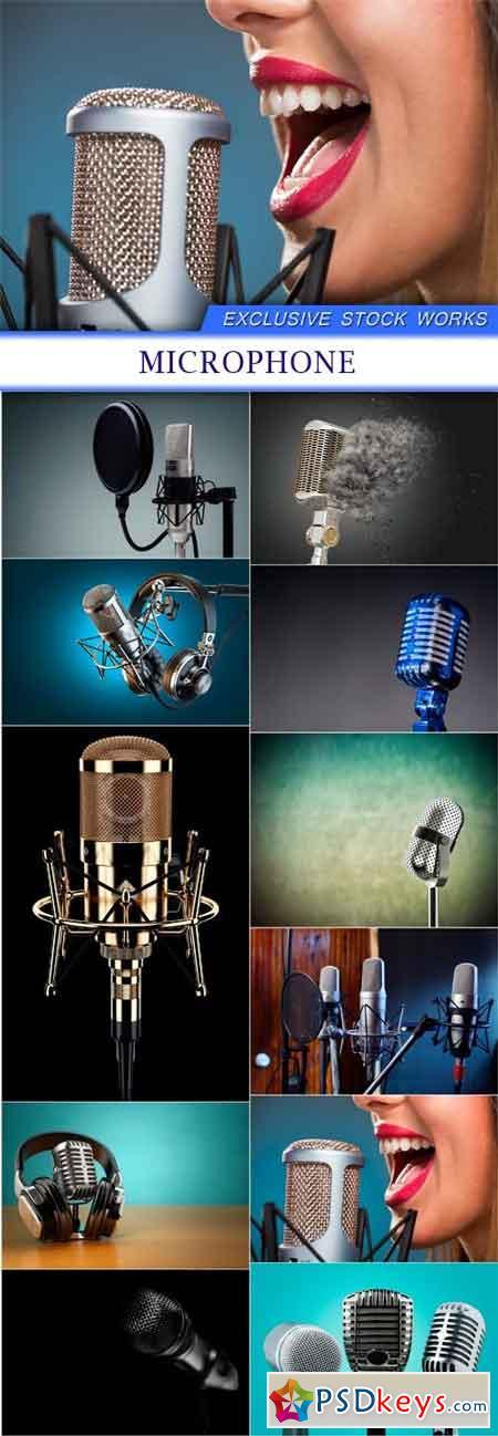 Microphone 11X JPEG