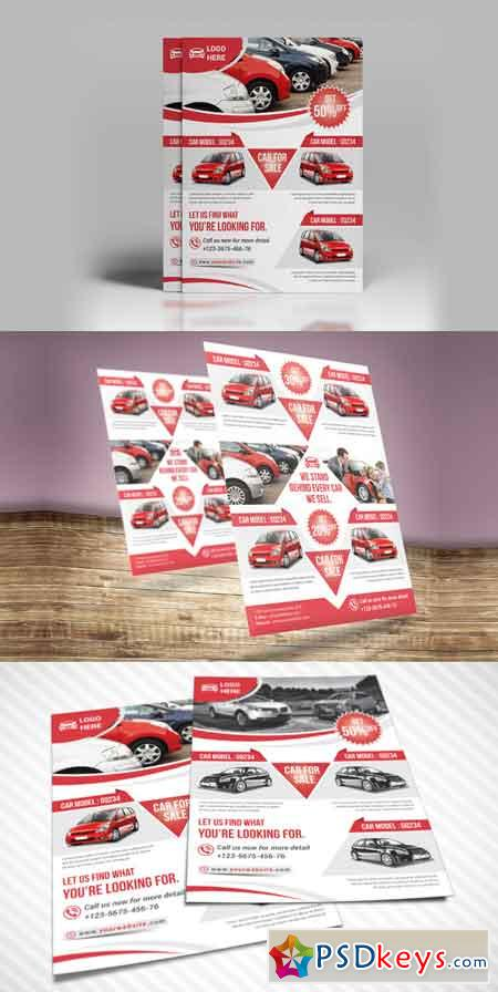 Car for Sale Flyer 684470 Free Download Photoshop Vector – Car Sale Flyer