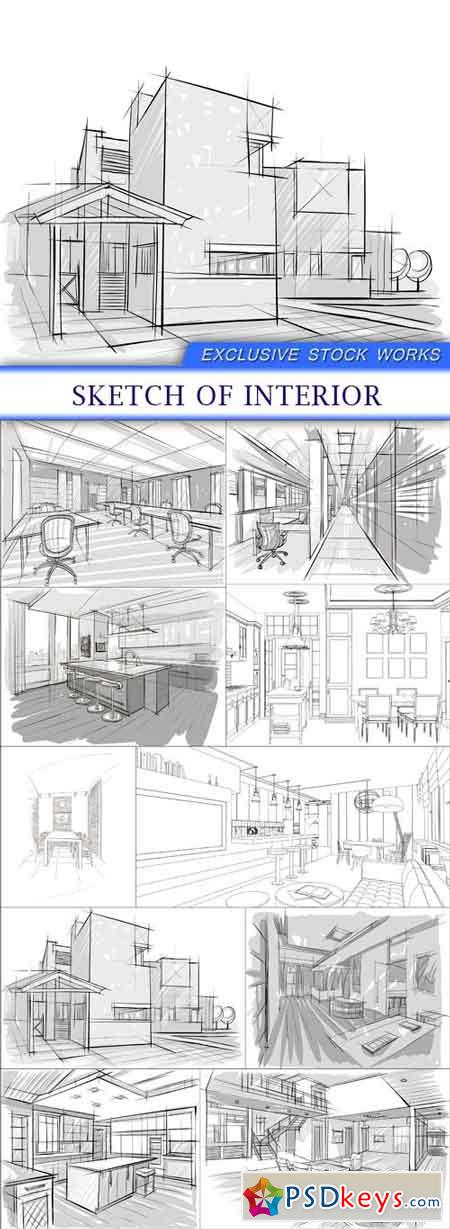 City maps building free download photoshop vector stock image sketch of interior 10 x eps gumiabroncs Choice Image