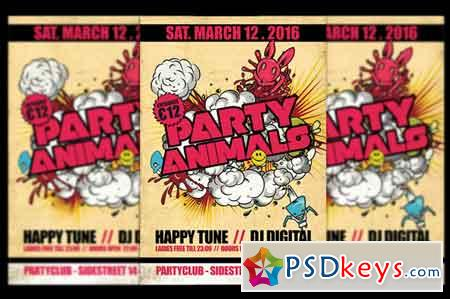 Party Animals 545322