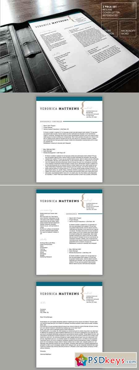 teal resume template ms word 369760  u00bb free download