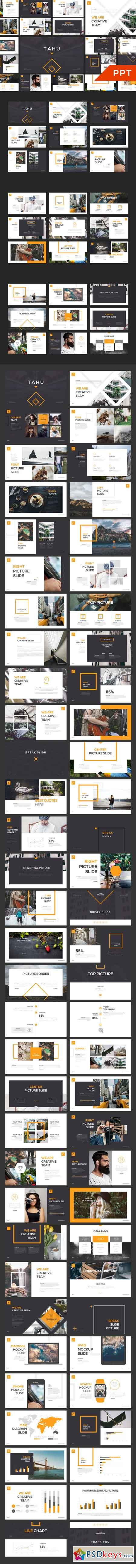 tahu powerpoint template 720863 free download photoshop vector