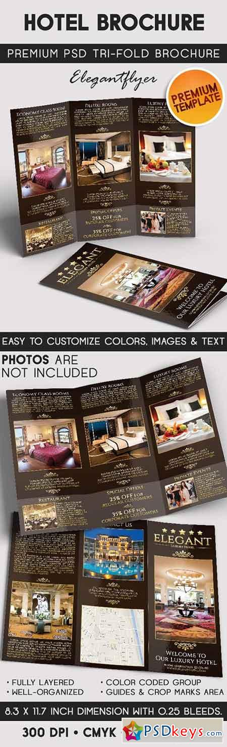 hotel brochure templates free download - brochures page 12 free download photoshop vector stock