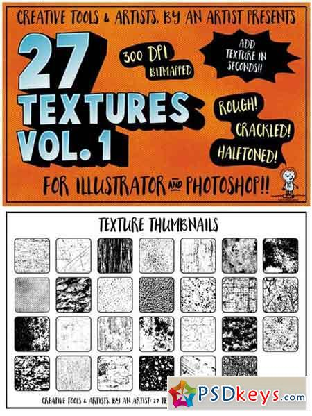 27 Bitmap Tried and True Textures! 723771 » Free Download