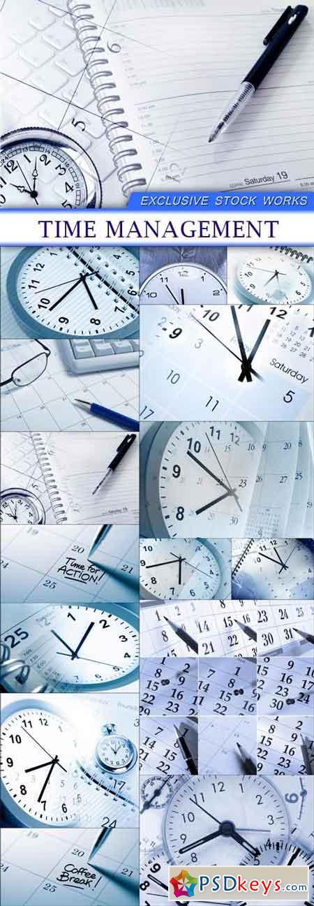 Time management 15X JPEG