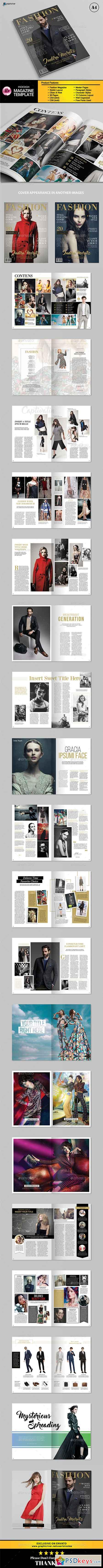 New Fashion Magazine 16722703