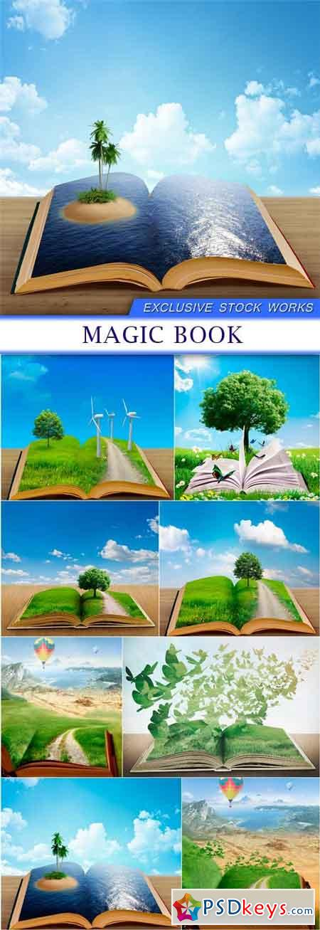 magic book torrent